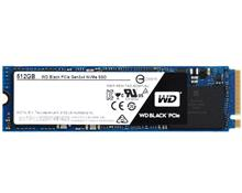 Western Digital Black 512GB M.2 2280 PCIe NVMe SSD Drive